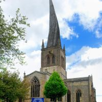 Chesterfield - Church with a Crooked Spire, Честерфилд