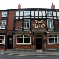 The Yellow Lion, Saltergate, Честерфилд