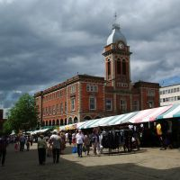 Chesterfield Market Place, Честерфилд