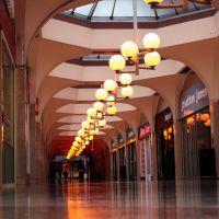 """shopping mall"" chesterfield. derbyshire. july 2012, Честерфилд"