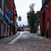 """soresby street"" chesterfield. derbyshire. july 2012, Честерфилд"