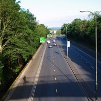 """A619 markham road"" chesterfield. derbyshire. sep 2012, Честерфилд"