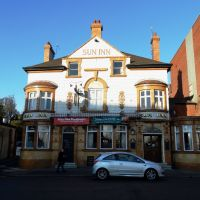 """""""The Sun Inn"""", Chesterfield, Честерфилд"""