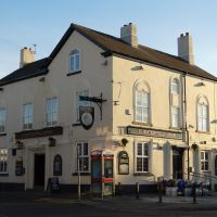 """The Chesterfield Arms"" on Baslow Road, Chesterfield, Честерфилд"