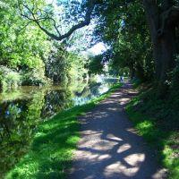Chi Canal towpath, Чичестер