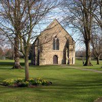 Priory park, Чичестер