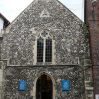 St Olave church  built 1050  Chichester, Чичестер