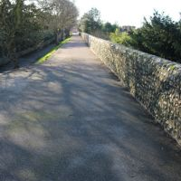 Part of Chichesters walls walk, Чичестер