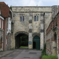 Canon Lane, Chichester, Чичестер