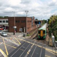 Vonat a kereszteződésben (Train in the crossroads), Чичестер