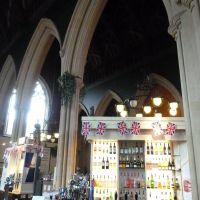 Chichester , old Church now is bar ?, Чичестер