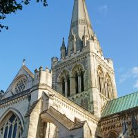 Chichester Cathedral 05, Чичестер