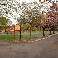 Coronation Park, Чорли