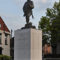 The Chorley Pals Memorial, Чорли