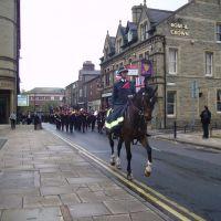 remembrance parade, Чорли