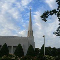 LDS Preston Temple, Чорли