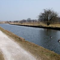 Leeds Liverpool Canal at Botany Bay, Чорли