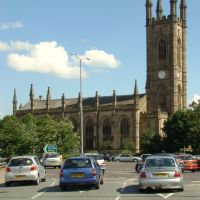 St. Marys church, Bramall Lane, Sheffield S2, Шеффилд