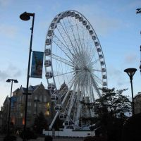 Sheffield Eye, Шеффилд