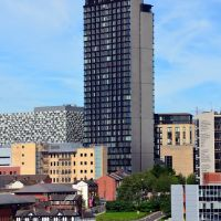 The tallest building in Sheffield (101 metres), Шеффилд