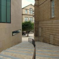 Steps leading to Leopold Square, Sheffield City Centre S1, Шеффилд