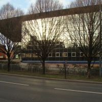 Kings Court Office building, Hanover Way, Sheffield S1, Шеффилд