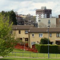 Mixed housing, Netherthorpe/Upperthorpe, Sheffield S3, Шеффилд