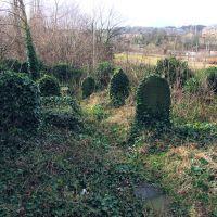 Cemetery of former Primitive Wesleyan Chapel, Crag Road, Шипли