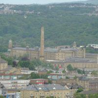 Salts Mill, Saltaire Bradford, Шипли