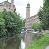 2009.07.05 - Leeds / Liverpool Canal - Saltaire, Шипли