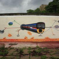 Train on Wall, Шипли