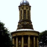 THE UNITED REFORM CHURCH,  Saltaire,  West Yorkshire.  (See comments box for story)., Шипли