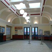 Shipley Railstation, Шипли