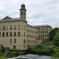 Salts Mill, Шипли