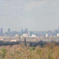 A London skyline, Эпсом