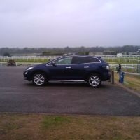 Sandown Races, Эшер