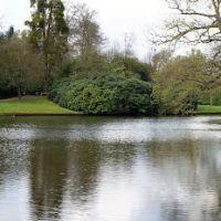 Claremont Landscape Garden, Эшер