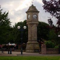 McKee Clock, Bangor, Бангор