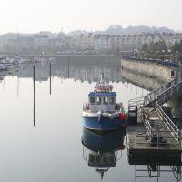 Bangor-harbour, Бангор