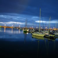 Bangor,NI-port, Бангор