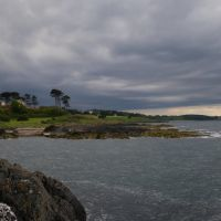 Bangor,NI-The Coastal Path, Бангор