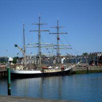 Eisenhower Pier Bangor Marina, Бангор