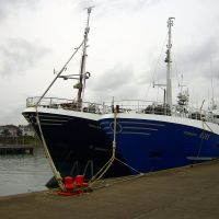 Kilkeel Fishing Boats in Bangor Harbour, Бангор