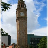 The Albert Clock: Belfasts own Leaning Tower, Белфаст