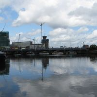 View from Waterfront Hall - Belfast Maggio 2009, Белфаст