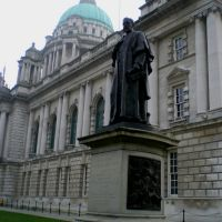 Belfast City Hall, Белфаст