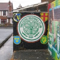 The Celtic football club, Белфаст