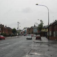 Along Falls Road, Белфаст