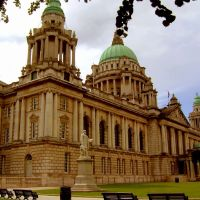 City Hall - Belfast, Northern Ireland, Белфаст