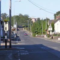 Burn Road, Колерайн